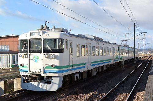 阿武隈急行A417系定期運用最終日