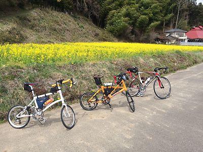 【自転車】阿武隈山地お花見ツーリング(小野新町→湯本温泉)