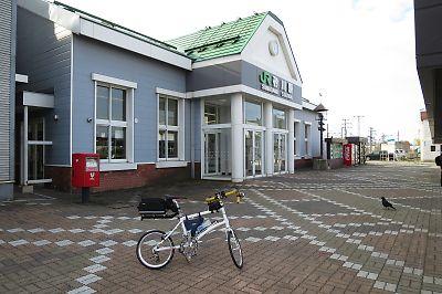 JR砂川駅