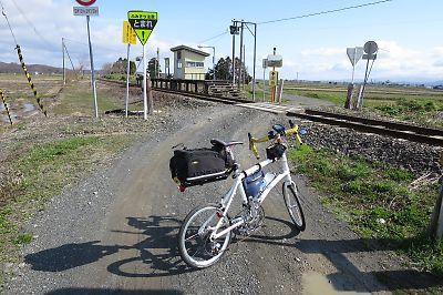 札沼線・於札内駅
