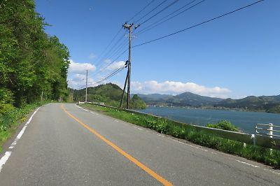 国道398号湯浜峠断念・仙台平野ツーリング