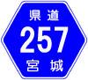宮城県道257同
