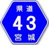 宮城県道43号