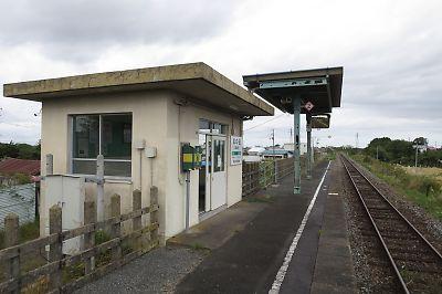 JR気仙沼線(柳津線)・のの岳駅