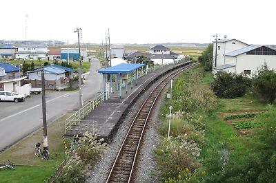 JR気仙沼線(柳津線)・和渕駅