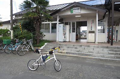 気仙沼線・石巻線・前谷地駅