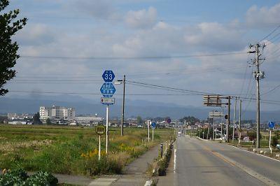 沼沢湖経由只見川紅葉ツーリング(会津若松→会津川口)by DAHON Dash x20