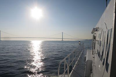 淡路島1周ツーリング<その1>岩屋→福良