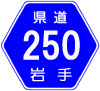 岩手県道250号