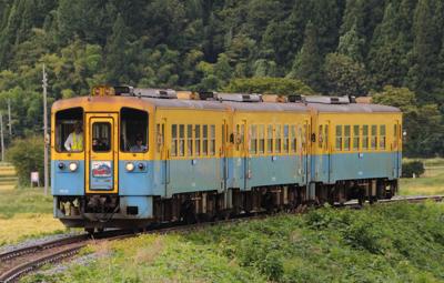 由利高原鉄道1500形