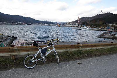 三陸鉄道・南リアス線(三陸→大船渡)ツーリング