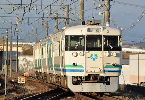 阿武隈急行A417系