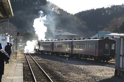 真岡鉄道・SLもうか号