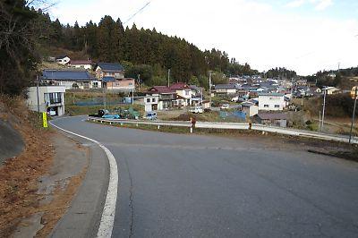 8の字の県道38号で広田半島ツーリング