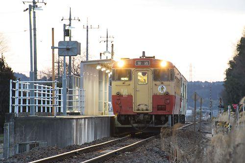 烏山線キハ40形