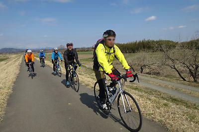 自転車】阿武隈の里ツーリング(アウトドアショップ・ゆうゆう館親睦会)
