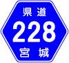 宮城県道228号