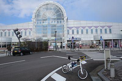【自転車】常磐線・浪江駅復旧再開記念ツーリング(角田→浪江)