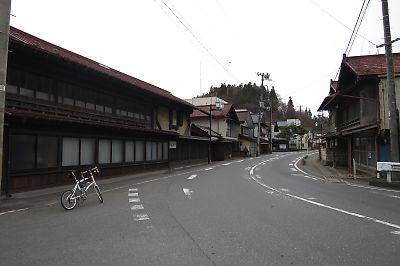 【自転車】平泉・千厩大回りツーリング by DAHON DASH X20