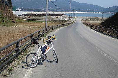 【自転車】ぐるっと唐桑半島ツーリング(陸前高田・気仙沼)