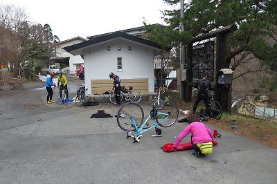 山形ぐるっと自転車ツーリング(アウトドアショップ・ゆうゆう館親睦会)