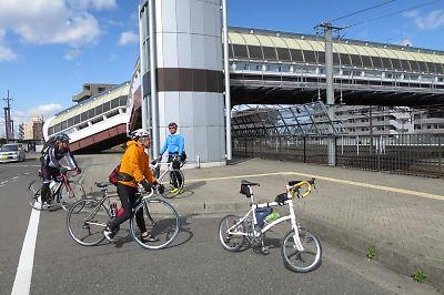 七ヶ宿街道自転車ツーリング(アウトドアショップ・ゆうゆう館親睦会)