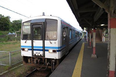 三江線・江津駅・423D