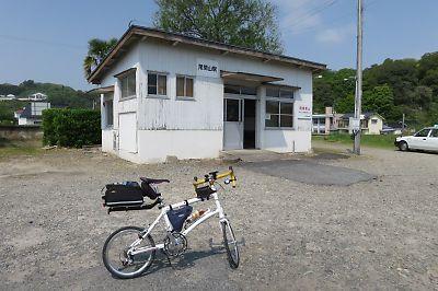 三江線・尾関山駅