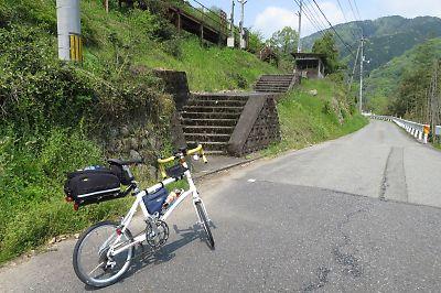 三江線・長部駅
