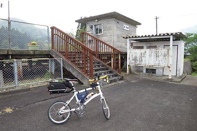 三江線・沢谷駅