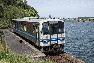 三江線425D(江津本町駅)
