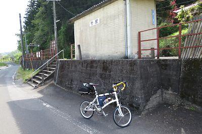 三江線・竹駅