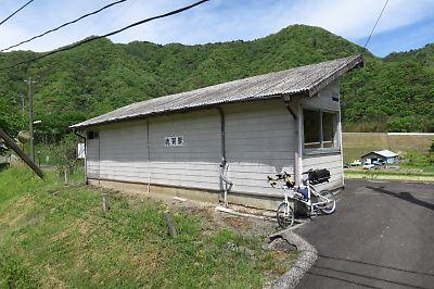 三江線・鹿賀駅