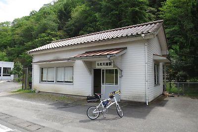 三江線・岩見川越駅