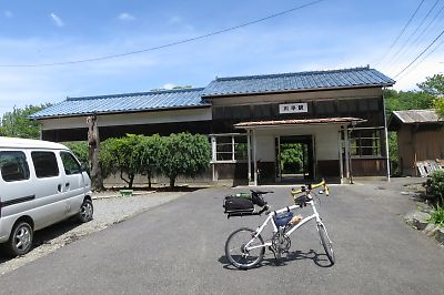 三江線・川戸駅