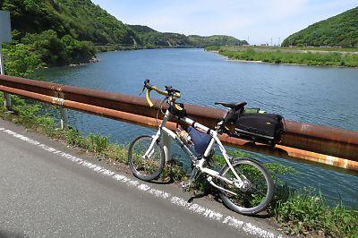 三江線自転車ツーリング