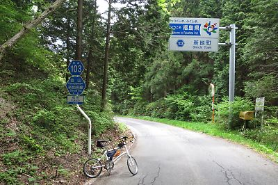 宮城福島県境・福田峠ツーリング(岩沼→相馬)