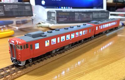 トミックス製キハ40-500