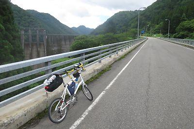 奥会津・国道401号『博士峠』ツーリング