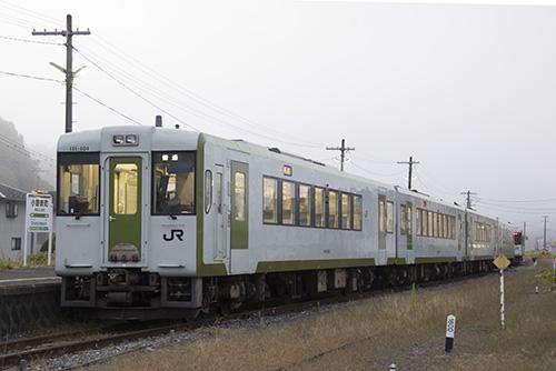 磐越東線723D(小野新町駅)