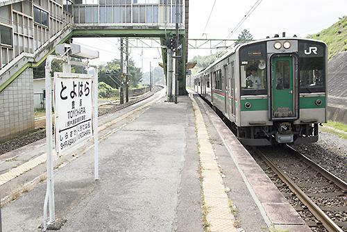E721(豊原駅)