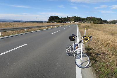 仙台~南相馬自転車ツーリング