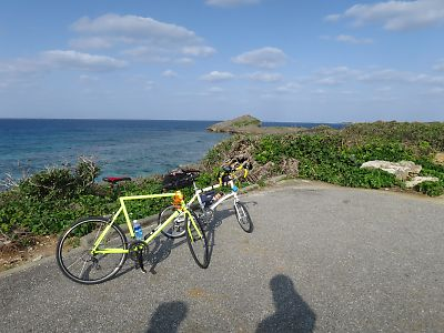 【自転車】宮古島一周ツーリング(時計回り)