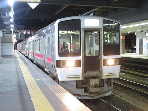 719系(秋田駅)