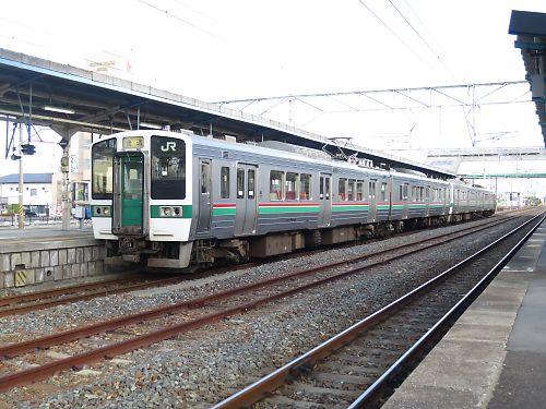 719系(常磐線・原ノ町駅)