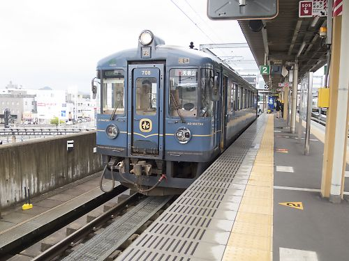 京都丹後鉄道;