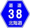 北海道道38号