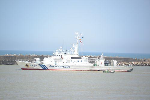 PM37巡視船くなしり