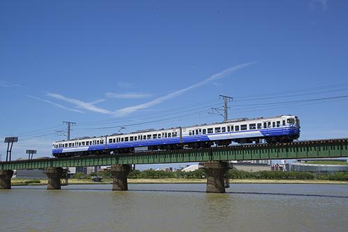 越後線115系(白山-新潟)