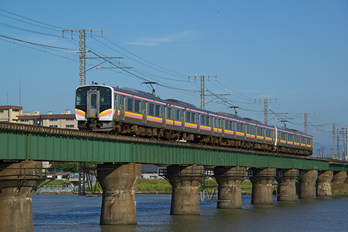 越後線E129(白山-新潟)